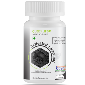 Qeenlife Activated Charcoal