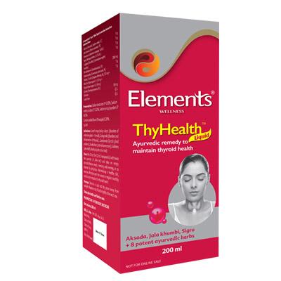 Elements WELLNESS ThyHealth Liquid