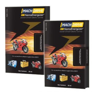 Mach drive nano energizer for two and three wheeler engines vestige Pack of 2