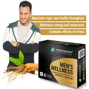 Naturamore Men Wellness (30 Capsules)