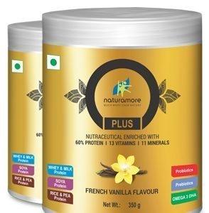 Naturamore Plus (French Vanilla Flavour)