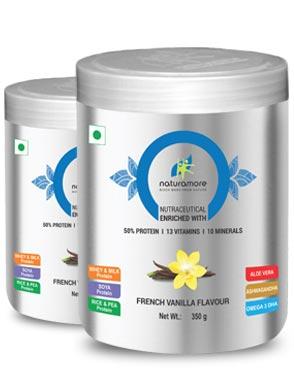 Naturamore Vanilla - New formula