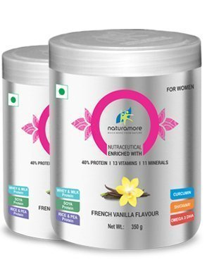 Naturamore for Women - French Vanilla