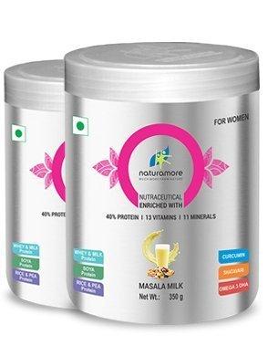Naturamore for Women - Masala Milk