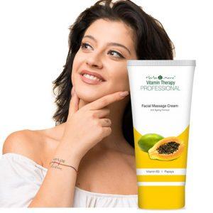 Professional Facial Massage Cream (100g)