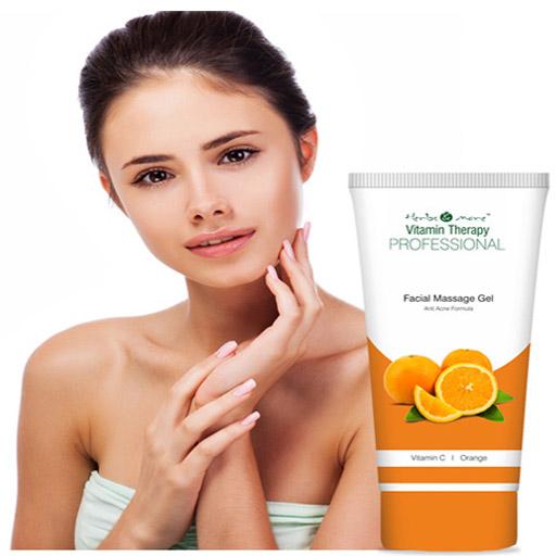 Professional Facial Massage Gel (100g)