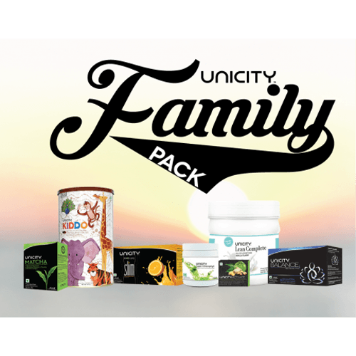 UNICITY FAMILY PACK 1 1 1