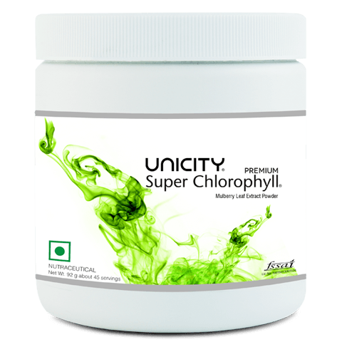 UNICITY PREMIUM SUPER CHLOROPHYLL IN