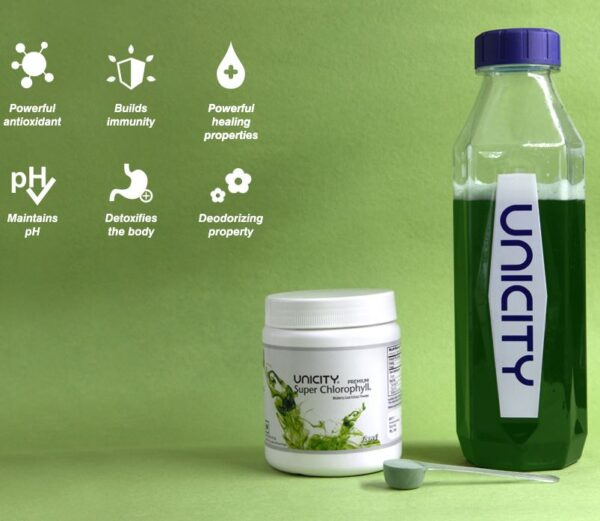 Unicity Chlorophyll
